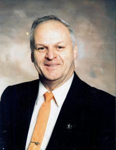 Jim Lizotte, Seigneur des Cantonniers en 1986-1987 alors qu'il a 51 ans - Fonds Bernard Jim Lizotte. La Société d'histoire de Magog