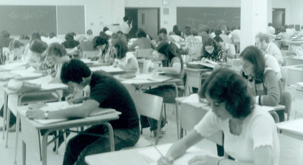 Classe École métiers