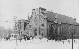 Fonds Bibliothèque Memphrémagog. La Société d'histoire de Magog.