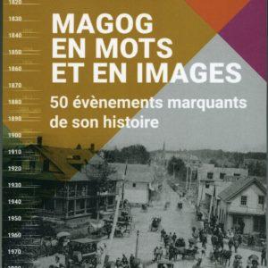 Magog en mots et images couverture