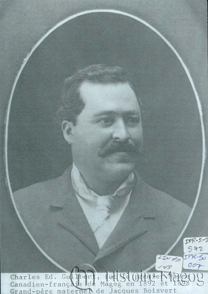Charles Edouard H. Guilbert (1892-1893)(1900-1901)